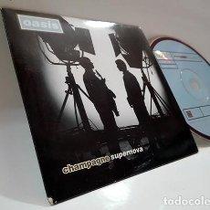CDs de Música: OASIS. CHAMPAGNE SUPERNOVA. CD SINGLE - PROMO.. Lote 253041430