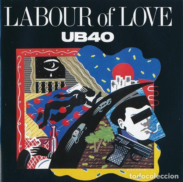 CDs de Música: UB40 LABOUR OF LOVE I II & III TRIPLE CD COMO NUEVO - Foto 4 - 253042070