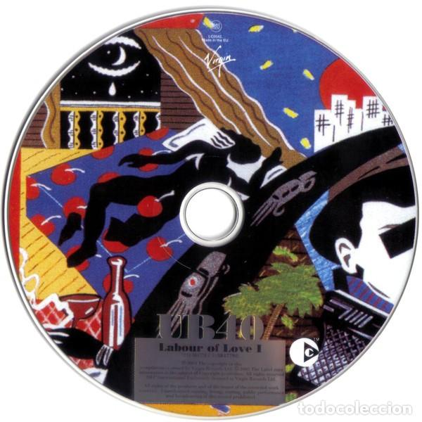 CDs de Música: UB40 LABOUR OF LOVE I II & III TRIPLE CD COMO NUEVO - Foto 5 - 253042070