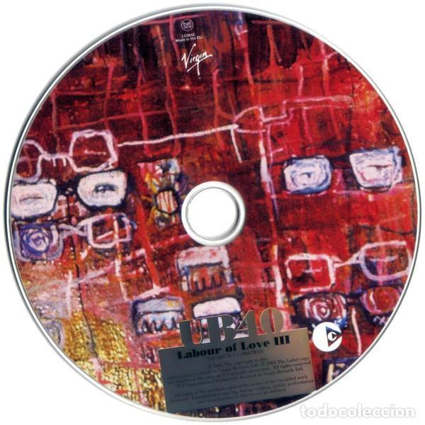 CDs de Música: UB40 LABOUR OF LOVE I II & III TRIPLE CD COMO NUEVO - Foto 9 - 253042070
