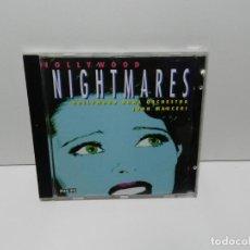 CDs de Música: DISCO CD. HOLLYWOOD NIGHTMARES. COMPACT DISC.. Lote 253064785