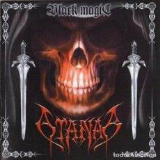 CDs de Música: ATANAB - BLACK MAGIC. Lote 253094645