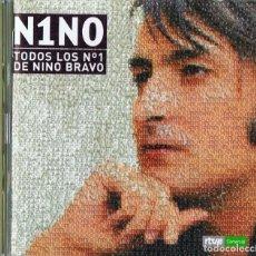 CDs de Música: NINO BRAVO TODOS LOS Nº 1 DE NINO BRAVO ( CD + DVD). Lote 253119275