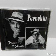 CDs de Música: DISCO CD. PERUCHÍN – PIANO CON MOÑA. COMPACT DISC.. Lote 296910383