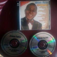 CDs de Música: CD ANTONIO MACHIN 30 GRANDES ÉXITOS ( 2 CDS). Lote 253147455