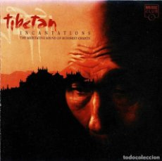 CDs de Música: TIBETAN INCANTATIONS - THE MEDITATIVE SOUND OF BUDDHIST CHANTS. CD. Lote 253158250