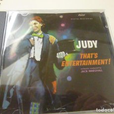 CDs de Música: JUDY - THAT´S ENTERTAINMENT - CD - JUDY GARLAND - C 5 .. Lote 253169130