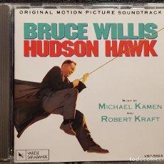 CDs de Música: HUDSON HAWK - EL GRAN HALCON - CD - BSO - ALEMANIA - MICHAEL KAMEN - NO USO CORREOS. Lote 253169290