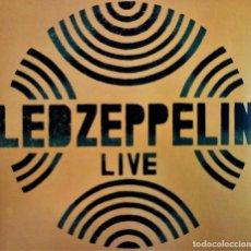 CDs de Música: LED ZEPPELIN - LIVE / (300 COPIAS EN TODO EL MUNDO). Lote 253212840