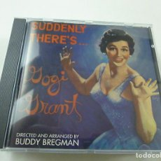 CDs de Música: CD: GOGI GRANT: SUDDENDLY THERE'S - C 5. Lote 253216215