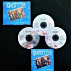 CDs de Música: LED ZEPPELIN – LOST HORIZON / ÚLTIMAS GRABACIONES EN VIVO DE LA MUERTE DE BONHAM. EDICIÓN MUY RARA. Lote 253217945