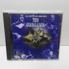 CDs de Musique: DISCO CD. TRIO GUADALAJARA – EL DISCO DE ORO DEL TRIO GUADALAJARA. COMPACT DISC.. Lote 253225525