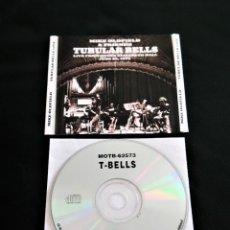 CDs de Música: MIKE OLDFIELD - TUBULAR BELLS LIVE (PRIMER CONCIERTO EN VIVO). Lote 253227335