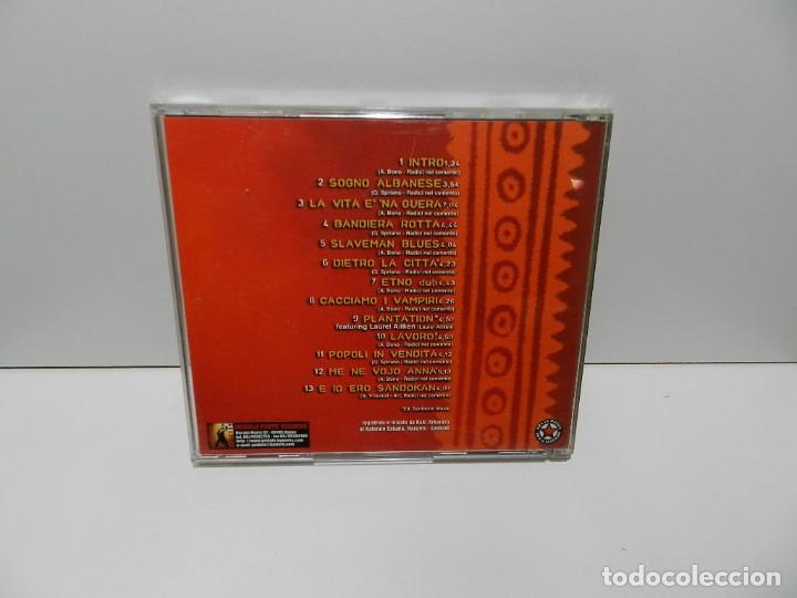 CDs de Música: DISCO CD. Radici Nel Cemento – Popoli In Vendita. COMPACT DISC. - Foto 2 - 253233485