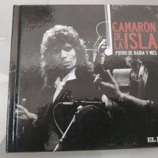 CDs de Música: CAMARON DE LA ISLA POTRO DE RABIA Y MIEL. Lote 253236560