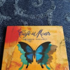CDs de Música: CD ALBUM PRECINTADO - CAFÉ DEL MAR - THE LEON PROJECT - CANVAS OF MIRACLES. Lote 253249355