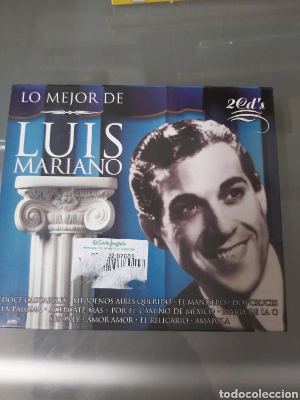 LO MEJOR DE LUIS MARIANO (Música - CD's Flamenco, Canción española y Cuplé)