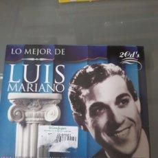 CDs de Música: LO MEJOR DE LUIS MARIANO. Lote 253250630