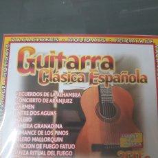CDs de Música: GUITARRA CLÁSICA ESPAÑOLA. Lote 253251530