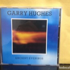 CDs de Música: GARRY HUGHES - ANCIENT EVENINGS / RARE CD ELECTRONIC, AMBIENT 1988. M-M. Lote 253433570