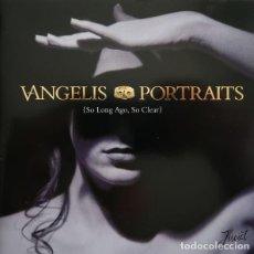 CD di Musica: VANGELIS PORTRAITS. Lote 253439580
