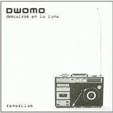 CDs de Música: CD DWOMO - DESCALZOS EN LA LUNA - DRO ‎- 5046706862 - SPAIN PRESS (EX++/EX++). Lote 253441780