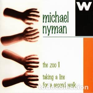 MICHAEL NYMAN - THE ZOO II - TAKING A LINE FOR A SECOND WALK - CD (Música - CD's Clásica, Ópera, Zarzuela y Marchas)