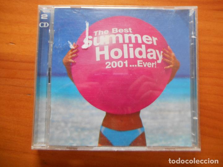 CD THE BEST SUMMER HOLIDAY 2001... EVER! (2 CD'S) (4H) (Música - CD's Pop)