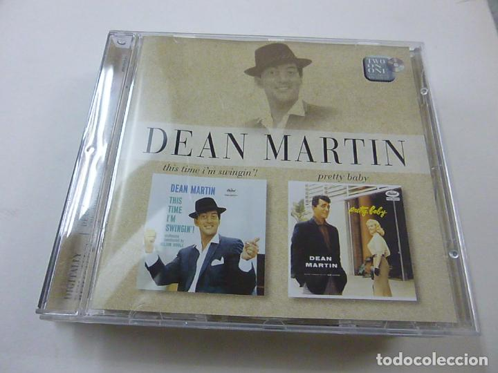 DEAN MARTIN – THIS TIME I'M SWINGIN'! / PRETTY BABY - CD - C 5 (Música - CD's Pop)