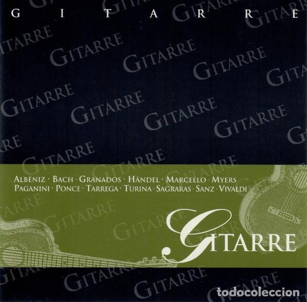 GITARRE - CD (Música - CD's Clásica, Ópera, Zarzuela y Marchas)
