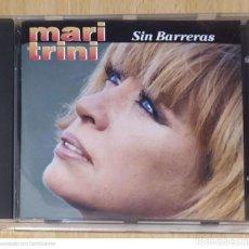 CDs de Música: MARI TRINI (SIN BARRERAS) CD 1995. Lote 253501030