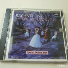 CDs de Música: RAY ANTHONY - PLAYS FOR DREAM DANCING - CD - C 5. Lote 253502920