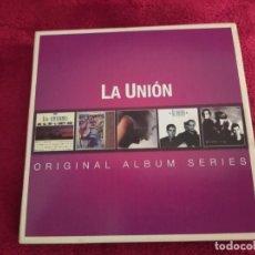 CDs de Música: ° LA UNION - ORIGINAL ALBUM SERIES - 5 CDS SET - WARNER 2014,RAREZA. Lote 253514030