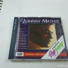 CDs de Música: JOHNNY MATHIS - THE HITS OF JOHNNY MATHIS - CD - C 5. Lote 253516950