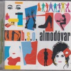 CDs de Música: B.S.O. ALMODÓVAR DOBLE CD 2007 CANCIONES DE LAS PELÍCULAS DE PEDRO ALMODÓVAR. Lote 253534360
