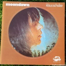 CDs de Música: KLAUS SCHULZE MOONDAWN MMG CD. Lote 253549135