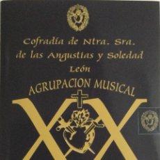 CDs de Música: CD AGRUPACIÓN MUSICAL. ANGUSTIAS (LEÓN) XX ANIVERSARIO. NUEVO. Lote 278333843