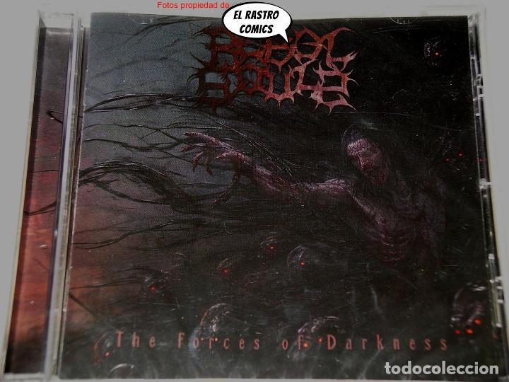 CDs de Música: Rebel souls, The forces of darkness, precintado CD Art Gates 2017, Death Metal Alemania Malaga Ronda - Foto 2 - 253558845