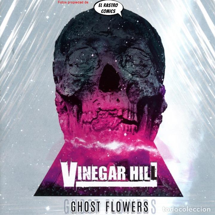 VINEGAR HILL, GHOST FLOWERS, PRECINTADO, CD ART GATES 2017, MELODIC DEATH METAL, KAPFENBERG, AUSTRIA (Música - CD's Heavy Metal)
