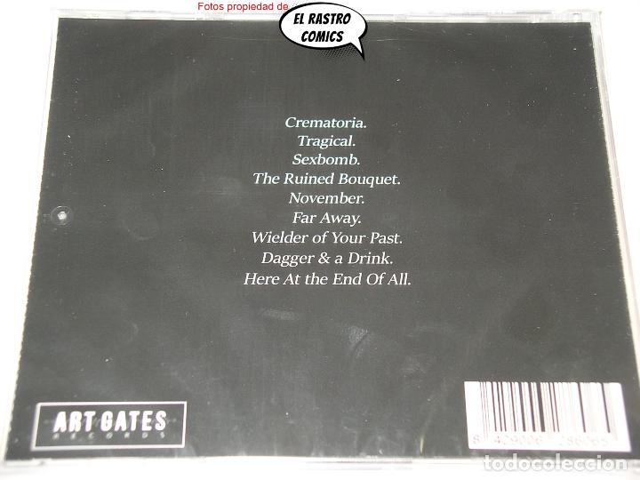 CDs de Música: Arkaid, Crematoria, precintado, CD Art Gates 2018, Groove, Metalcore, Suecia - Foto 3 - 253562515