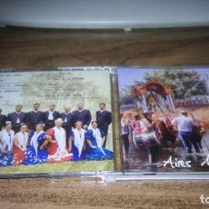 CDs de Música: AIRES MALAGUEÑOS - CIELO Y MARISMA (2003). Lote 253562715