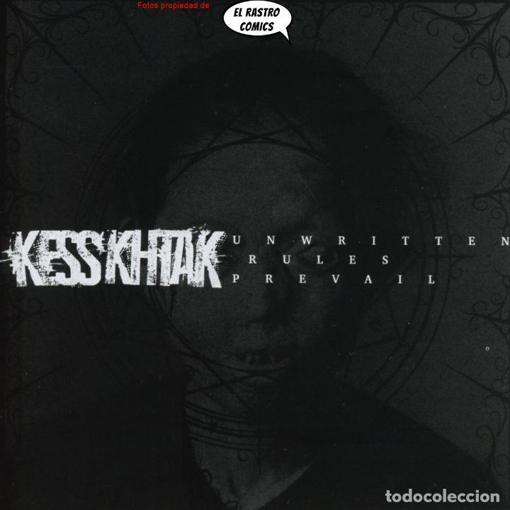 KESSKHTAK (KSK), UNWRITTEN RULES PREVAIL, PRECINTADO CD ART GATES 2018, DEATH METAL GRINDCORE, SUIZA (Música - CD's Heavy Metal)