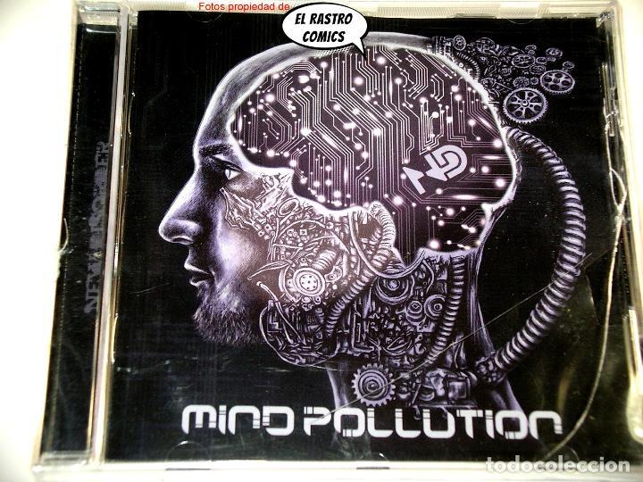 CDs de Música: New Disorder, Mind Pollution, precintado, CD Art Gates 2019, Alternative Rock, Nu Metal, Italia - Foto 2 - 253565040