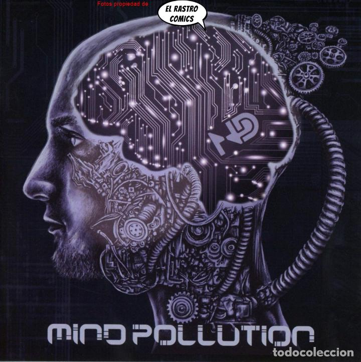 NEW DISORDER, MIND POLLUTION, PRECINTADO, CD ART GATES 2019, ALTERNATIVE ROCK, NU METAL, ITALIA (Música - CD's Heavy Metal)