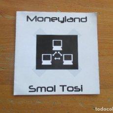 CDs de Música: SMOL TOSI MONEYLAND PROMOCIONAL SUBTERFUGE 2000. Lote 253604495