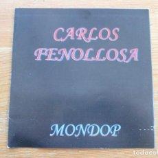 CDs de Música: CARLOS FENOLLOSA MONDOP 2001ELECTRÓNICA INSTRUMENTAL. Lote 253627520