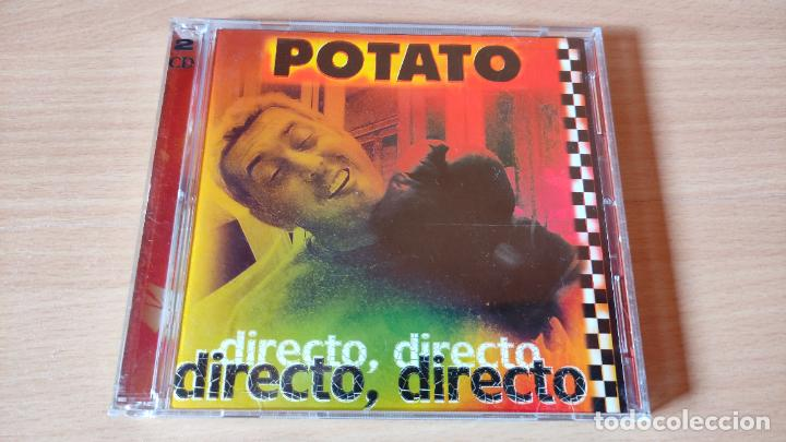 POTATO - DIRECTO, DIRECTO (2CDS) (Música - CD's Reggae)