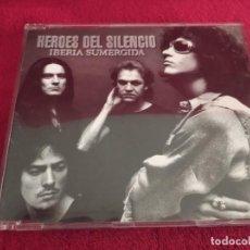 CDs de Música: °° HÉROES DEL SILENCIO - IBERIA SUMERGIDA - SINGLE PROMO,EMI HOLLAND 1995. Lote 253689340