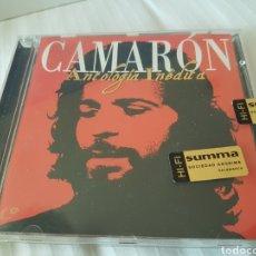 CDs de Música: ANTOLOGIA INEDITA CAMARÓN DE LA ISLA. Lote 253692835