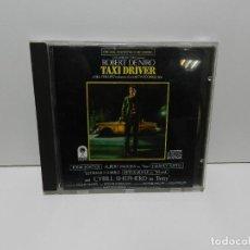 CDs de Música: DISCO CD. BERNARD HERRMANN – TAXI DRIVER (ORIGINAL SOUNDTRACK RECORDING). COMPACT DISC.. Lote 253694350